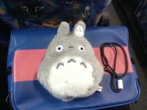 Totoro chan and the C&K bag