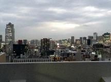 Tokyo in the afternoon