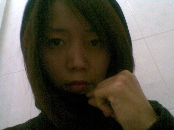 Rock chick in 2008, he he ^^