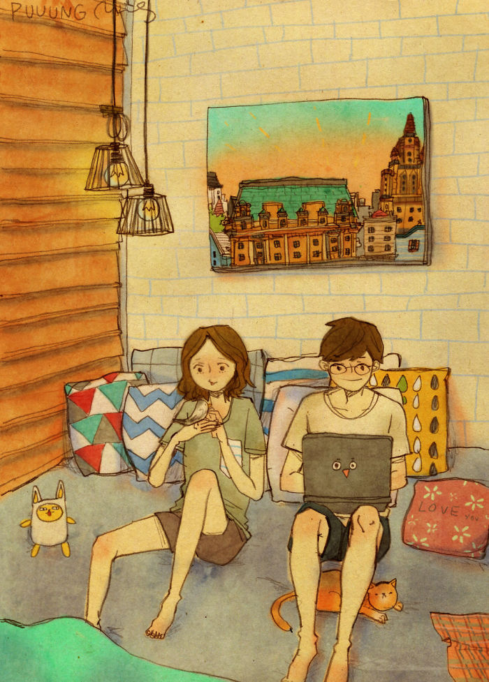 Artwork of Puuung's