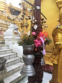 Flowers Offering